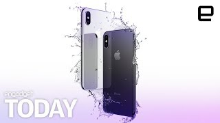 Download Apple's iPhone X vs. its competition | Engadget Today Video