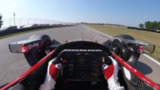 Download #INDYCAR In-Car Theater: Visor Cam with Graham Rahal at Mid-Ohio Sports Car Course Video