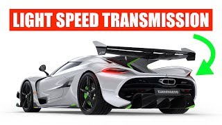 Download Has Koenigsegg Made The World's Fastest Shifting Transmission? Video