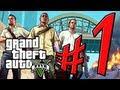 Download Grand Theft Auto V - Parte 1: Bem-Vindo à Los Santos Like a Boss [ Playthrough GTA 5 em PT-BR ] Video