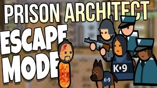 Download Prison Architect - Escape Mode Gameplay - Escaping Prison! - Let's Play Part 1 Video