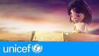Download Unfairy Tales: Malak and the boat | UNICEF Video