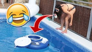 Download Retos en la piscina... ¡con CASTIGO! Video