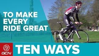 Download Ten Ways To Make Every Bike Ride A Great Bike Ride Video