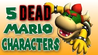 Download 5 Dead Characters from the Mario Universe Video