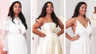 Download I Tried Asos Wedding Dresses Under $300 Video