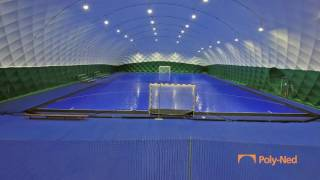Download Luchthal Airdome Traglufthalle Poly-Ned Video