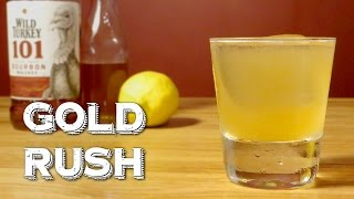 Download Gold Rush - How to Make the Bourbon Honey Sour Cocktail Video