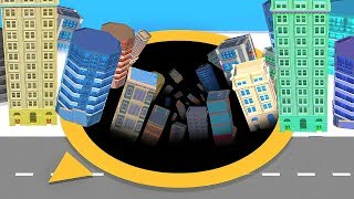 Download The Biggest Hole World Record - Hole.io Video