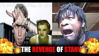 Download Eminem Fan Responds To MGK! | Stan - Sincerely Stan (Machine Gun Kelly Di$$) REACTION! Video