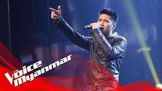 Download Rဇာနည္: ″ကမာၻသား″ - Live Semi-Final - The Voice Myanmar 2018 Video