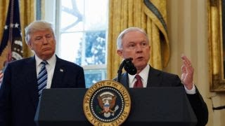 Download Jeff Sessions, Rod Rosenstein are scrambling to save their jobs: Napolitano Video