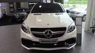 Download Mercedes-Benz GLE Class: GLE 63 S AMG Coupe In Depth Review Interior Exterior Video