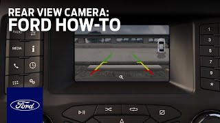 Download Rear View Camera | Ford How-To | Ford Video