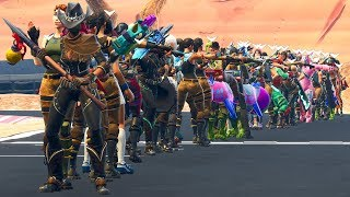 Download a whole server stood in line for this... (Fortnite FAILS & WINS #27) Video