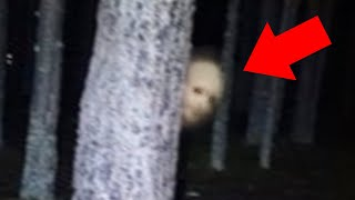 Download 5 Scary Things Caught On Camera In The Woods Video