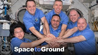 Download Space to Ground: Handoff: 06/01/2018 Video