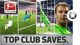 Download 18 Clubs - 18 Saves – Best Save From Every Bundesliga Club So Far in 2016/2017 Video