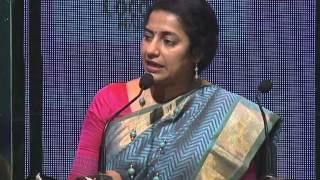 Download Suhasini Mani Ratnam Speech - Woman Achiever Awards 2015 Video