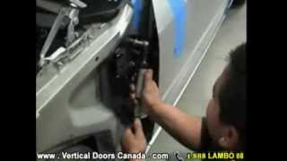 Download How to install vertical lambo doors kit professionally, 1-800-483-7842 ( 1-800-4 VERTICAL) Video