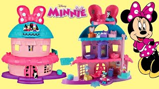 Download Minnie Mouse Magical Bow-Sweet Mansion House / Daisy, Mickey, Peppa Pig, Pluto Toy Surprises / TUYC Video