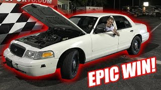 Download Project ″Neighbor″ Goes Drag Racing, Manages EPIC Win! Video