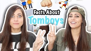 Download 5 FACTS ABOUT TOMBOYS! | BritAndTayTv Video