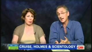 Download Piers Morgan/CNN on Scientology/TomKat Divorce, 7/09/2012 Video