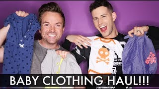 Download Baby Clothing Haul + 1K Subscribers!!! - Gay Dads & Twins IVF Surrogacy Journey /// McHusbands Video