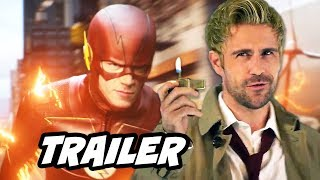 Download The Flash Season 4 Episode 2 Promo - New Constantine Explained and TOP 10 Q&A Video