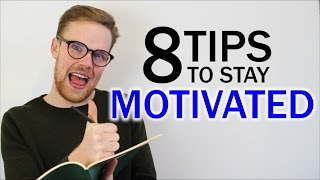 Download 8 Simple Tips To Stay Motivated Video