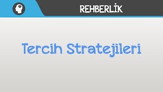 Download Tercih Stratejileri Video