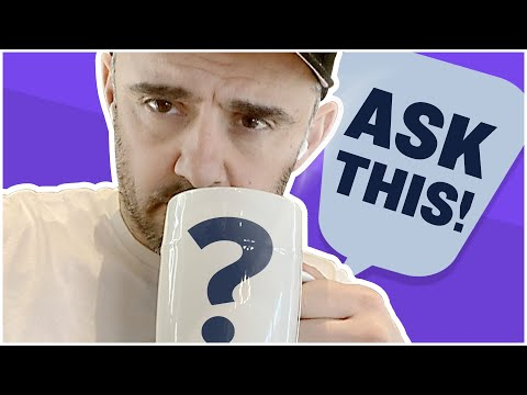 One Question to Ask Yourself When You Feel Lost | Tea with GaryVee LIVE