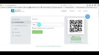 Download QR kod oluşturma Video