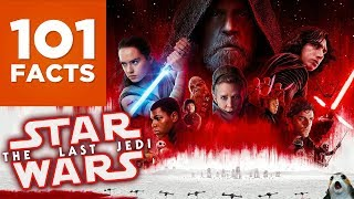 Download 101 Facts About Star Wars Episode VIII: The Last Jedi Video