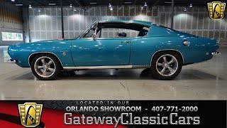 Download 1968 Plymouth Barracuda Gateway Classic Cars Orlando #168 Video