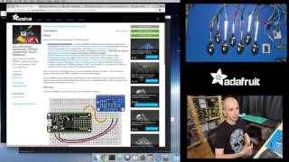 Download CircuitPython Hardware: MPR121 Capacitive Touch & Electric Spoons with Tony D! Video