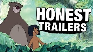 Download Honest Trailers - The Jungle Book (1967) Video