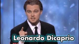 Download Leonardo Dicaprio Salutes Robert De Niro at the AFI Life Achievement Award Video