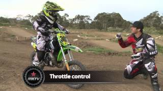 Download MXTV - Rider Tip - Beginner Jumps Video