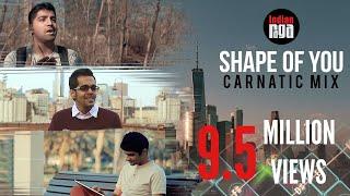 Download Shape Of You: Carnatic Mix (Feat. Aditya Rao) Video
