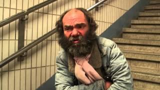 Download Obdachlose in Hamburg - Rex sucht Schlafplatz - Tagebuch Max Bryan Video