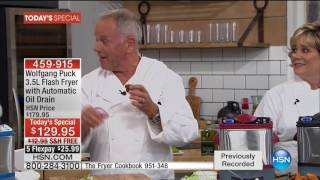 Download HSN | Chef Wolfgang Puck 10.08.2016 - 05 AM Video