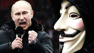 Download Anonymous - Russia Declares STATE OF WAR between America! (and to Remove Donald Trump) Video