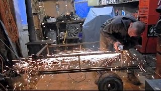 Download Off Road Mower Utility Trailer Build #1 Video