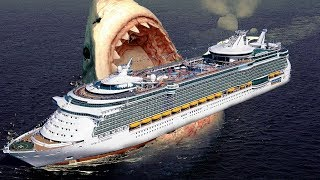 Download दुनिया की सबसे बड़ी शार्क Megalodon || LARGEST Shark In The World - Megalodon Hindi Video