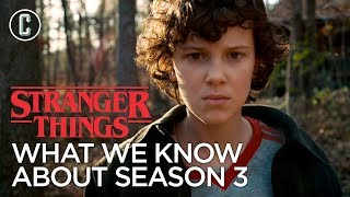 Download Stranger Things Season 3: Everything We Know So Far Video
