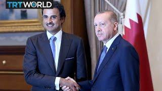 Download Turkey's economy stabilises after support from Qatar and other allies Video