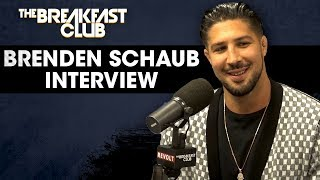 Download Brenden Schaub Talks MMA Fighting To Stand Up Comedy, New Showtime Special + More Video