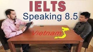 Download IELTS Speaking 8.5 with Subtitles - Vietnam 2 Video